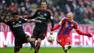 «Бавария» начнет новый чемпионат дуэлью с «Гамбургом»