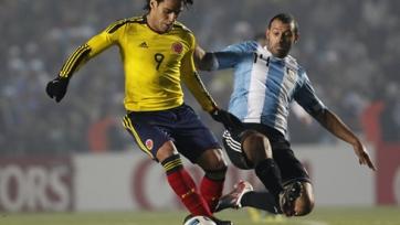 Маскерано: «Фалькао обязательно вернется на былой уровень»