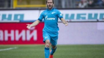 Александр Кержаков может быть сослан в «Зенит-2»