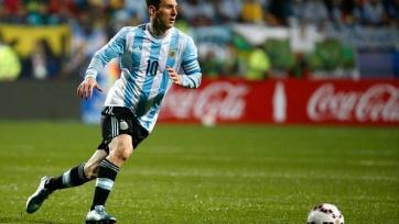 Аргентина по пенальти прошла Колумбию