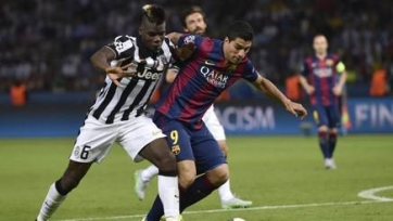 «Барселона» продолжает борьбу за Погба