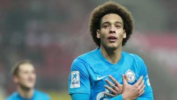 Витсель согласился перейти в «Милан»