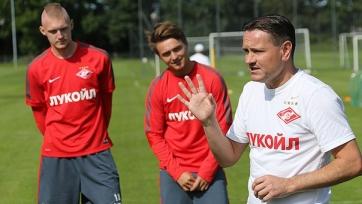 Аленичев: «Важно, чтобы у «Спартака» вновь был свой стиль»