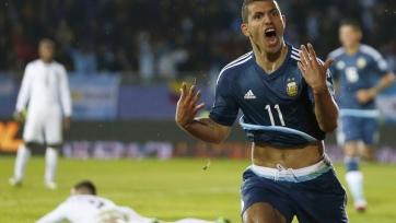 Агуэро: «В матче с Колумбией было слишком много грубости»