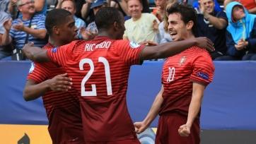 Португалия уничтожила Германию и вышла в финал молодежного Евро