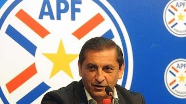 Диас: «Парагвайские футболисты доказали, что способны сражаться с лучшими командами континента»