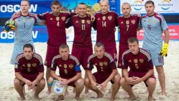 Россия завоевала «золото» Европейских игр по пляжному футболу