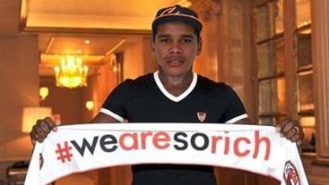 Карлос Бакка подтвердил соглашение с «Миланом»