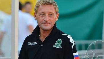 Андрей Тихонов: «Игра получилось интересной»