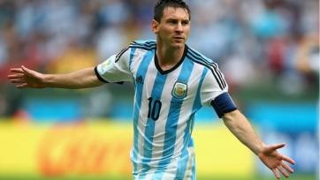 Месси: «Приложим все силы, чтобы обыграть Парагвай»