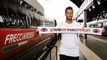 Официально: «Милан» выкупил Бертолаччи