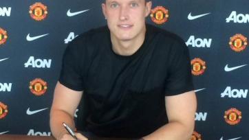 Фил Джонс остается в «Манчестере» до 2019-го года