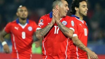 Чилийцы вышли в финал