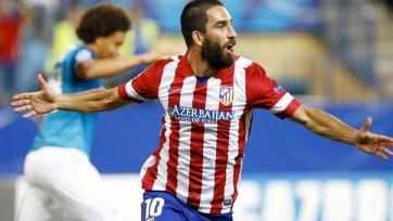 Туран твердо решил покинуть «Атлетико»