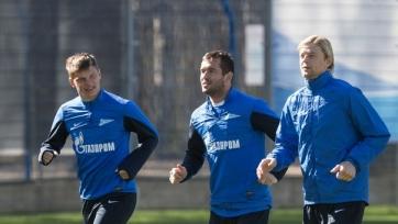 «Зенит» предложил новую работу Аршавину и Тимощуку