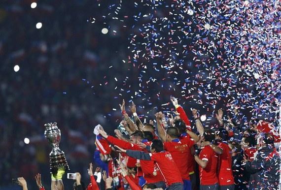 Огонь и молния. 5 выводов финала Копа Америка