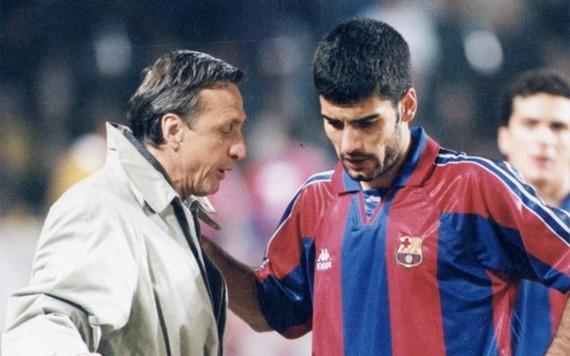 Как закалялась тики-така. Dream Team Круиффа – «Барселона» начала 90-х