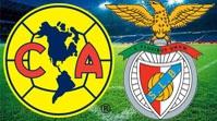 Америка - Бенфика (0:0, по пенальти 3:4) (29.07.2015) Обзор Матча
