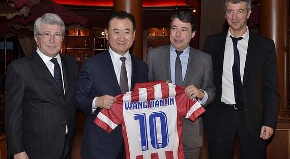 Made in China. Роль китайских денег в испанском футболе