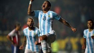 Аргентина разгромила Парагвай