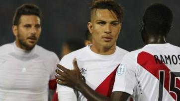 Хосе Пабло Герреро: «В матче против Чили происходили странные вещи»