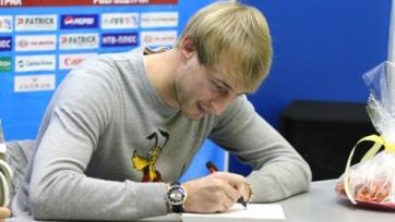Амельченко рассказал о решении перебраться в ФНЛ