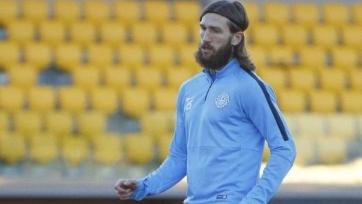 Чигринский продлил контракт с «Днепром»