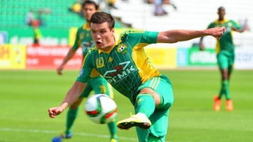 Официально: Сергей Ткачев стал игроком «Кубани»