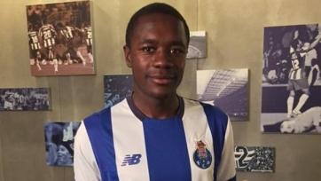 Официально: Имбула представлен в качестве игрока «Порту»