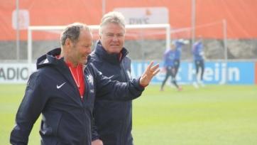 Официально: Данни Блинд назначен главным тренером сборной Нидерландов