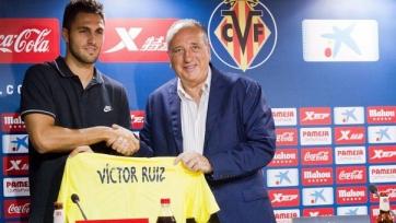 Официально: Виктор Руис стал полноправным игроком «Вильярреала»