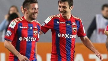Тошич и Дзагоев близки к возвращению на поле