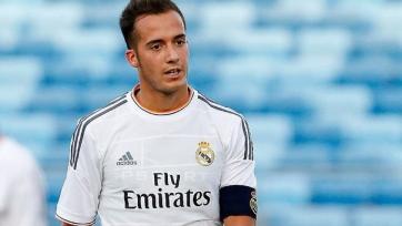 «Реал» выкупил обратно Лукаса Васкеса