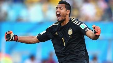 «Атлетико» хочет подписать кипера сборной Аргентины