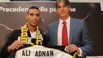 Али Андан стал первым иракцем в Серии А