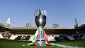 «Ювентус» и «Лацио» разыграют Суперкубок Италии в Шанхае