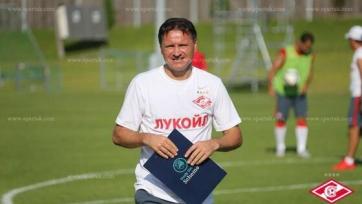 Дмитрий Аленичев: «Матч получился очень информативным»