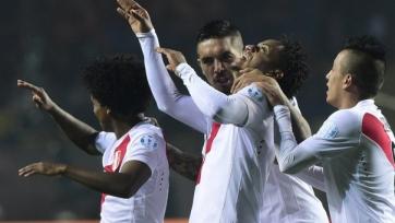 Сборная Перу заняла третье место на Кубке Америки-2015