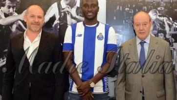 Официально: Данилу Перейра продолжит карьеру в «Порту»