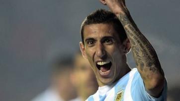 Анхель ди Мария мечтает о победе на Кубке Америки