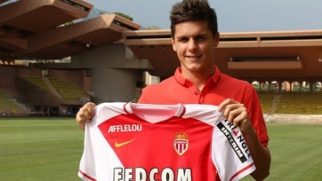 Официально: Гуидо Каррильо – игрок «Монако»