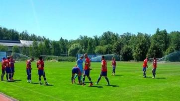«Тосно» обыграл ЦСКА в контрольном матче