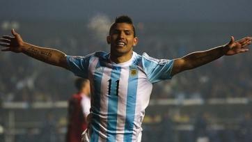 Агуэро: «Нужно воспользоваться шансом и выиграть Кубок Америки»