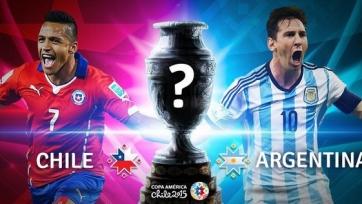 Анонс. Чили – Аргентина. Финал Кубка Америки