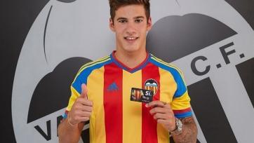 Санти Мина перешел в «Валенсию»