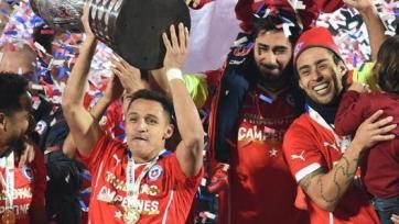 Чили – чемпион Америки!