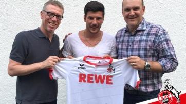 Официально: «Кёльн» подписал полузащитника «Боруссии»