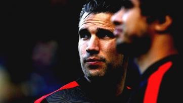 Завтра ван Перси прибудет в расположение «Манчестер Юнайтед»
