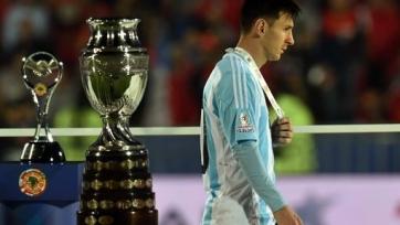 Месси отклонил приз лучшего игрока Копа Америка-2015