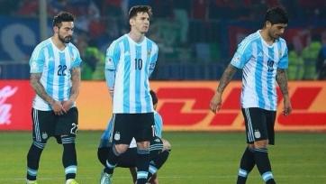 Аргентина возглавила рейтинг ФИФА